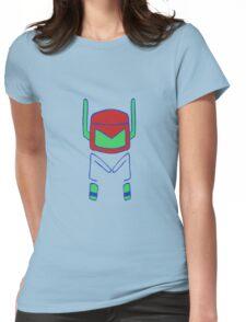 Robot design Womens Fitted T-Shirt
