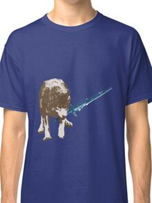 Great Grey Wolf Sif Classic T-Shirt