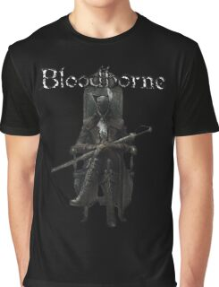 Bloodborne - Old Hunters Graphic T-Shirt
