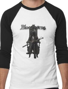 Bloodborne - Old Hunters Men's Baseball ¾ T-Shirt
