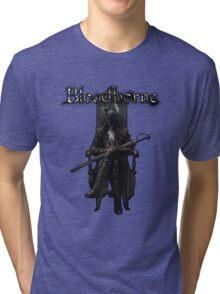 Bloodborne - Old Hunters Tri-blend T-Shirt