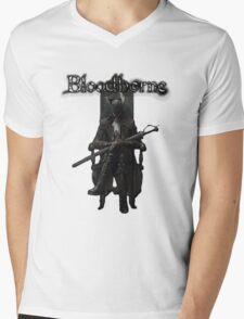 Bloodborne - Old Hunters Mens V-Neck T-Shirt