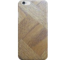 Cross Woods iPhone Case/Skin