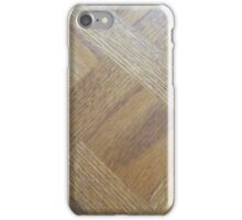 Cross Woods iPhone Case/Skin