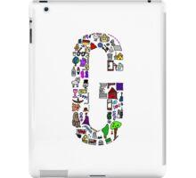 BS ABC's: G iPad Case/Skin
