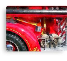 Fire Axe and Hose Canvas Print