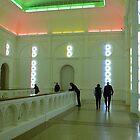 stedelijk  museum with people by annet goetheer