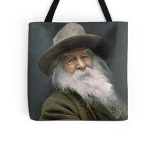 Walt Whitman, 1887 Tote Bag