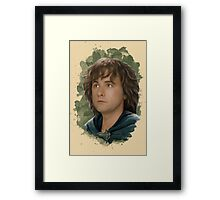 Pippin of the Fellowship Framed Print