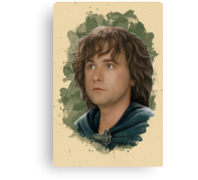 Pippin of the Fellowship Canvas Print