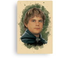 Samwise of the Fellowship Canvas Print