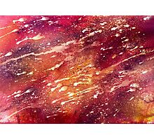 Abstract.25 Photographic Print