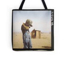Farmer's Son, Dust Bowl, 1936 Tote Bag