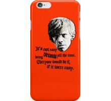 Tyrion's priorities ( Game of Thrones ) 2 iPhone Case/Skin