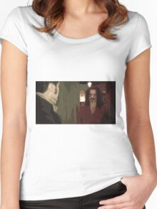 What We Do In The Shadows- Vladislov Women's Fitted Scoop T-Shirt