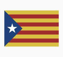 "Catalan Independence ""L'Estelada Blava""  by abbeyz71"