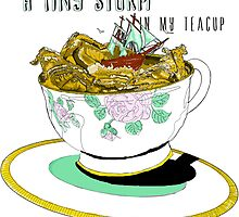 A Tiny Storm in my Teacup by Suzanne Brogan