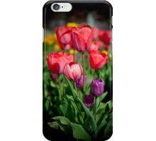 Tulip series iPhone Case/Skin