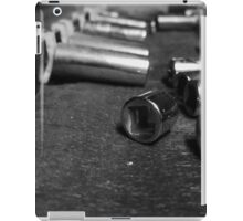 Sockets iPad Case/Skin
