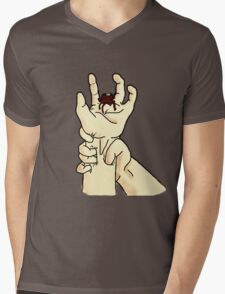 Frodo Baggins - Bitten off finger Mens V-Neck T-Shirt