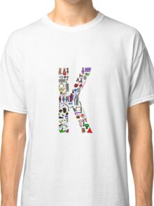 BS ABC's: K Classic T-Shirt