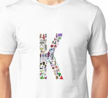 BS ABC's: K Unisex T-Shirt