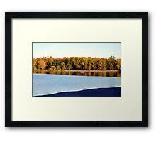 Sandbank Provincial Park Framed Print
