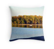 Sandbank Provincial Park Throw Pillow