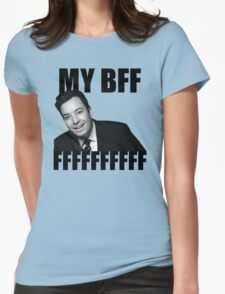 My BFF FFFFFFFFFF Womens Fitted T-Shirt