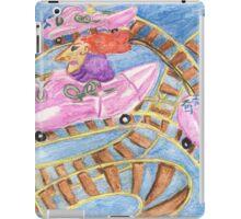 Roller Coaster Bonanza iPad Case/Skin