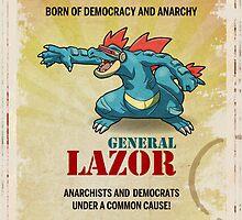 LAZOR Propaganda by Trafalgar-HaWK