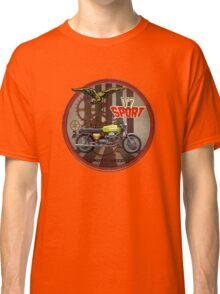 moto guzzi v7 sport Classic T-Shirt