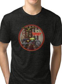 moto guzzi v7 sport Tri-blend T-Shirt