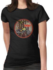 moto guzzi v7 sport Womens Fitted T-Shirt