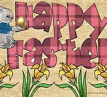 Happy Easter Greetings by aldona