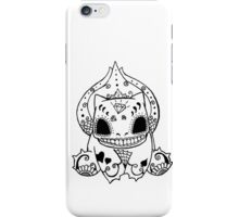 Bulbasaur de los Muertos | Pokemon & Day of The Dead Mashup iPhone Case/Skin