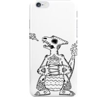 Charmeleon de los Muertos | Pokemon & Day of The Dead Mashup iPhone Case/Skin