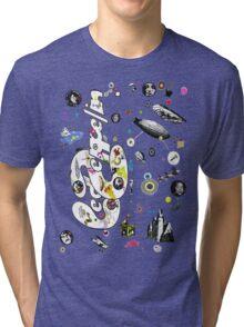 led zep III Tri-blend T-Shirt