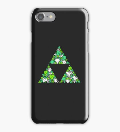 Triforce Rupees iPhone Case/Skin