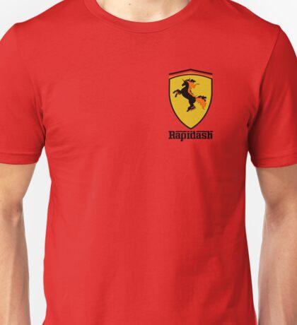 Rapidash Ferrari - Emblem Unisex T-Shirt
