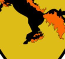 Rapidash Ferrari - Emblem Sticker