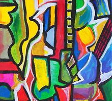 Guitars by Ming  Myaskovsky