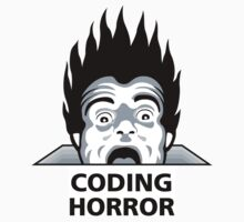 Coding Horror by coding