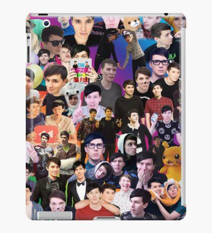 Phan Collage #3 iPad Case/Skin