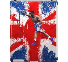 Amir Khan Boxing British  iPad Case/Skin