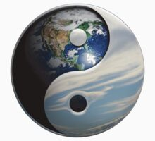 "Ying Yang ""The World"" by mhykel"