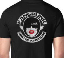 Fangpunk Biker T Shirt Unisex T-Shirt