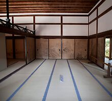 Ryoan-ji interior by photoeverywhere