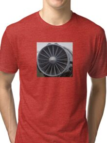 flying-monster collection 031 Tri-blend T-Shirt