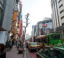 shibuya tokyo by photoeverywhere